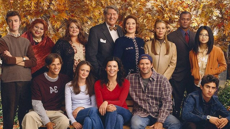 Illustration for article titled Oh thank God, Gilmore Girls is getting a 4-episode Netflix revival