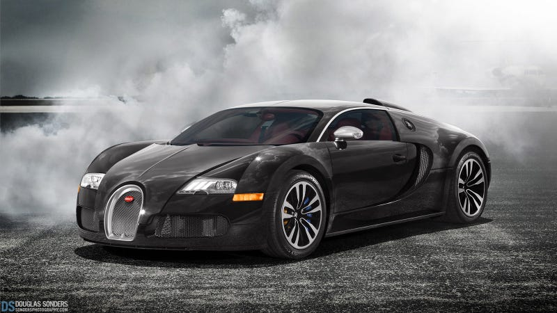 Your Ridiculously Cool Bugatti Veyron Sang Noir Wallpaper Is Here