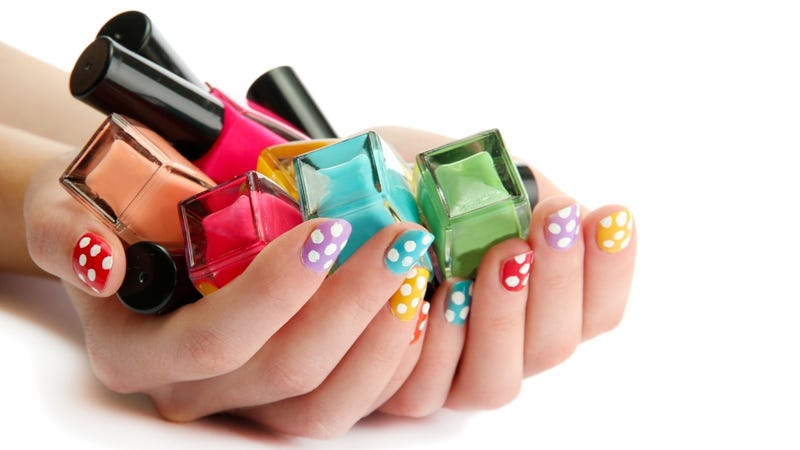 Illustration for article titled Nail Art Isn't Dead, You Just Own Every Shade Imaginable