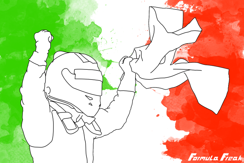 Illustration for article titled Drive of the Race - Italian Grand Prix