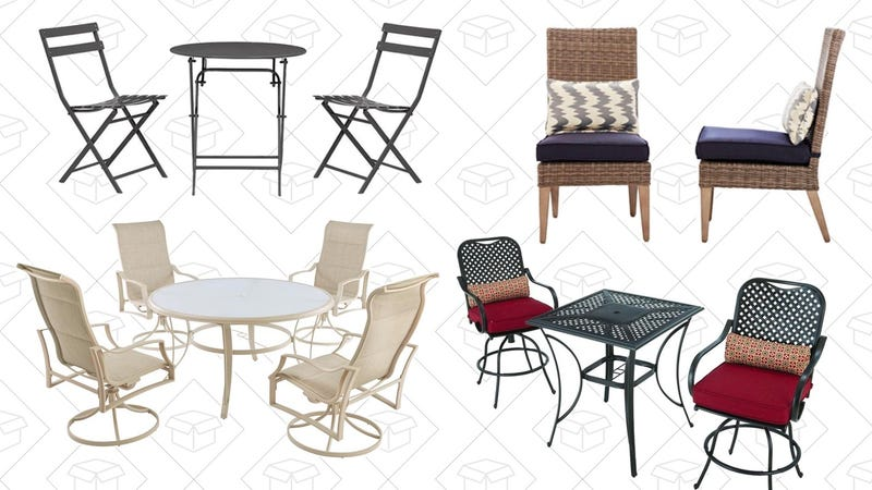 Save Up To 40% on Patio Furniture From Home Depot, Today Only