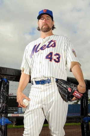 "Illustration for article titled After Signing A $7.8-Million Contract With The Mets, R.A. Dickey Bought A Minivan He Calls ""The Millenium Falcon"""