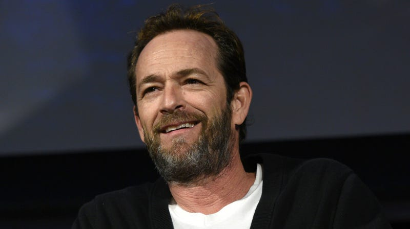 Illustration for article titled Luke Perry Dead at 52