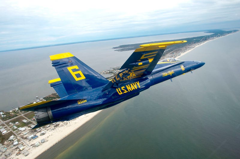 Illustration for article titled Navy Releases Findings of Investigation into June Crash of Blue Angel #6