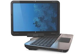 """Illustration for article titled HP TouchSmart tm2, dv6t and dv7t Redefine """"Safe"""" Tablet PC Purchases"""