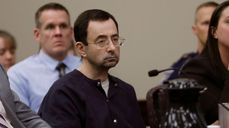 Nassar Was Listed On Usa Gymnastics Healthcare Provider Network Until The Day The Indianapolis Star Published Its First Story About The Doctor In September