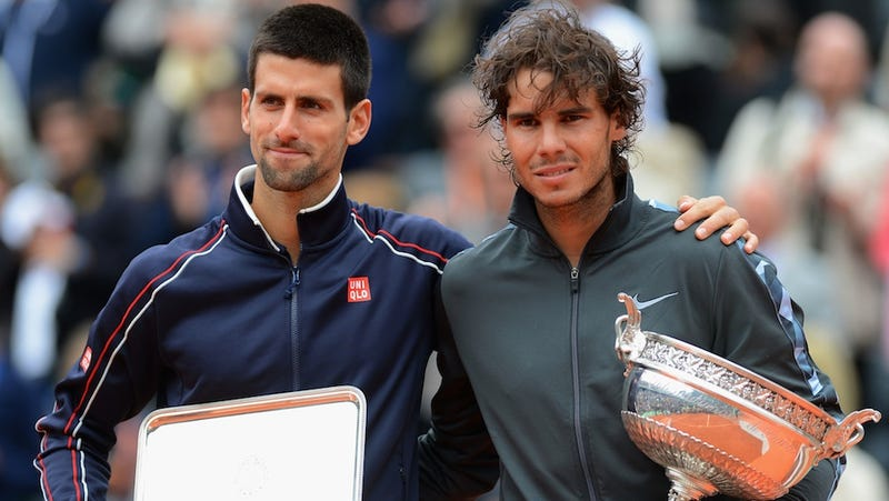 Illustration for article titled Here's Why You're Going To Miss The Djokovic-Nadal Semi Tomorrow
