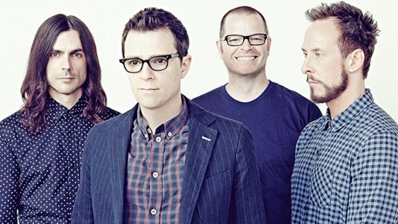 Illustration for article titled Weezer makes an overdue return to sincerity on Everything Will Be Alright In The End