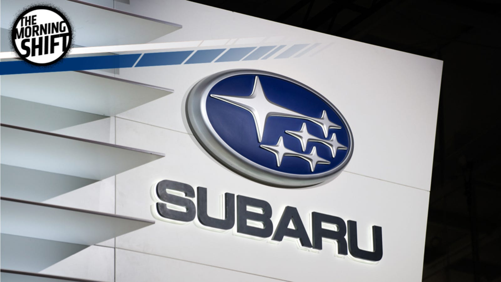Subaru Promises To Improve After Admitting To Decades Of Sloppy New