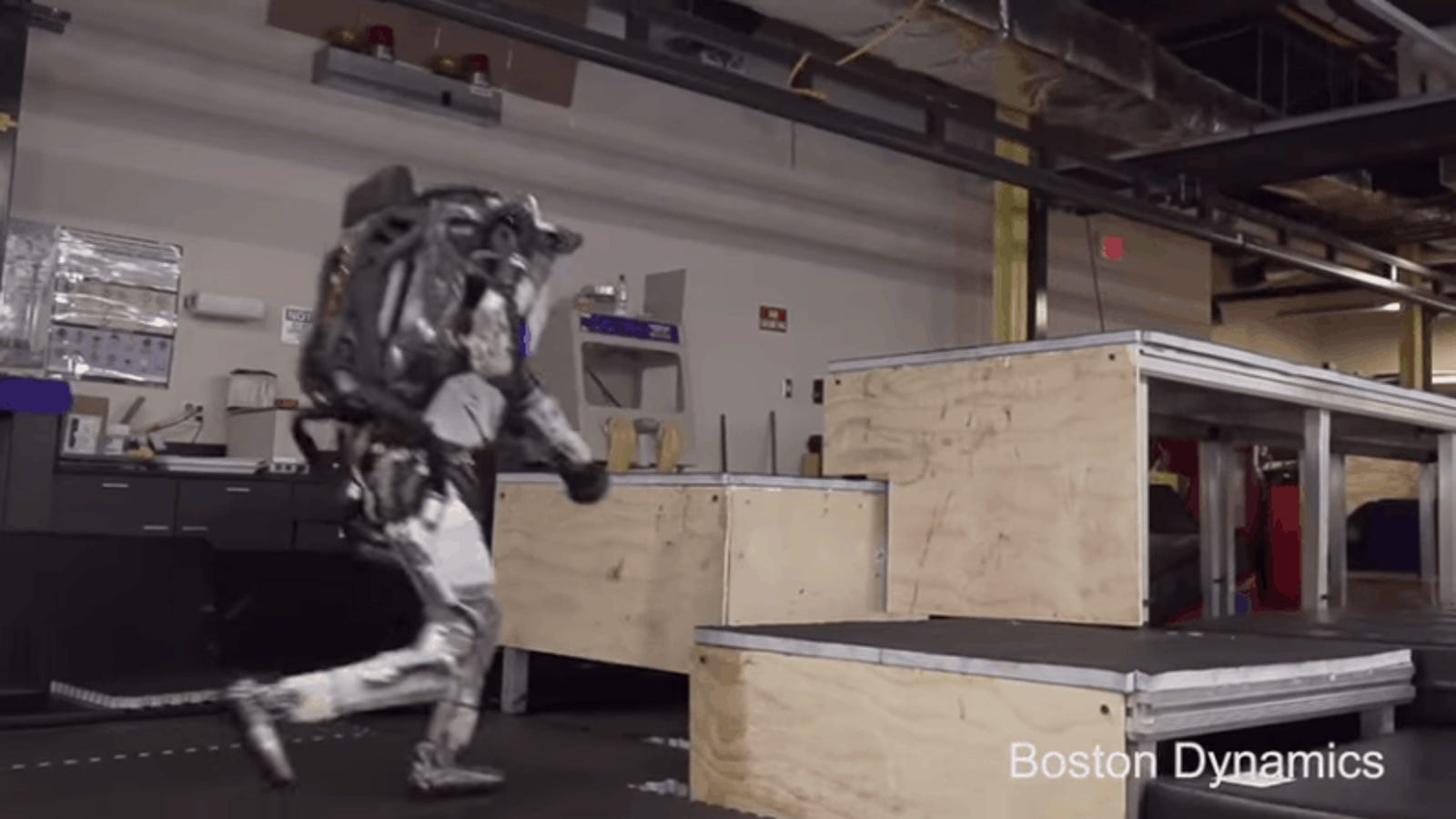 Latest Boston Dynamics Video Proves the Robot Uprising Will Be Shockingly Nimble