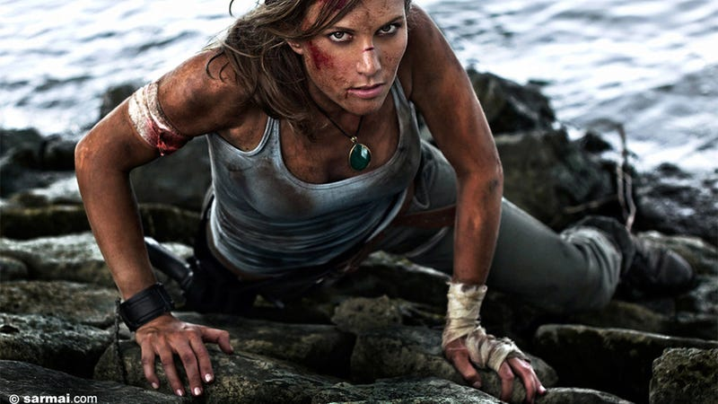 Illustration for article titled No, This Isn't a Photo From an Upcoming Tomb Raider Movie