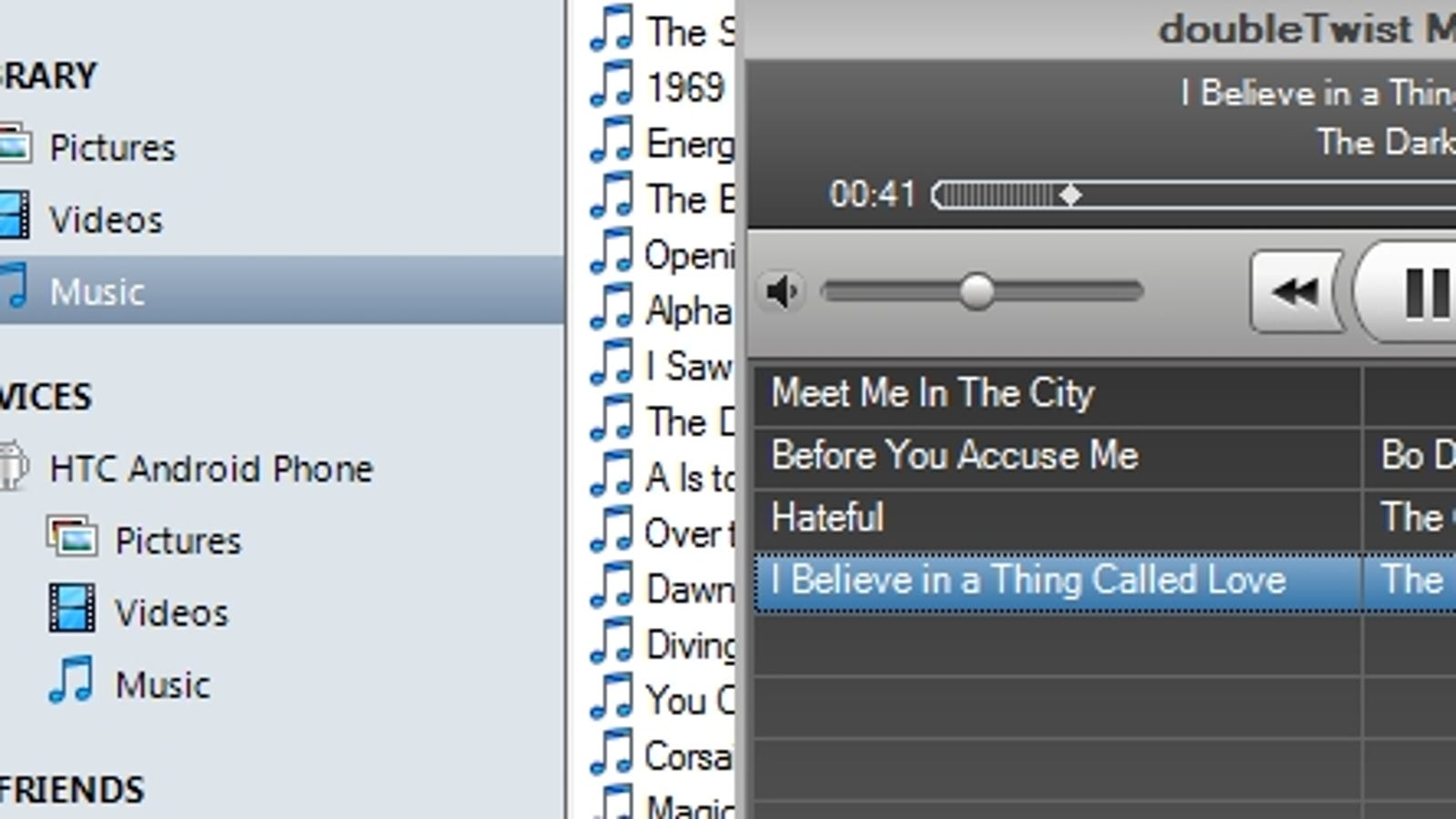 Is DoubleTwist a Real iTunes Alternative?