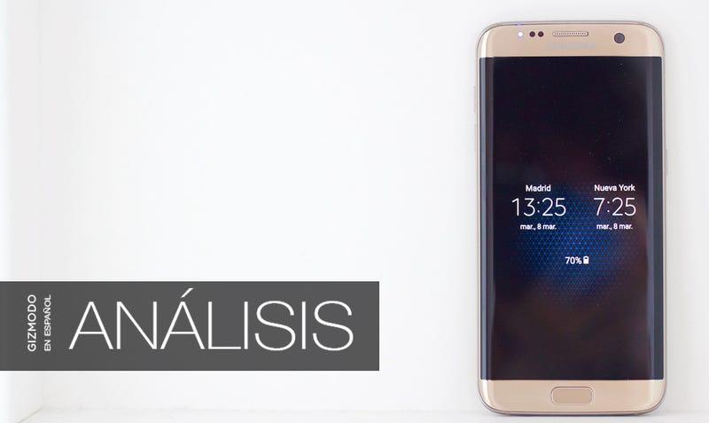 Illustration for article titled Samsung Galaxy S7 edge, análisis: el mejor teléfono del mundo es también muy aburrido