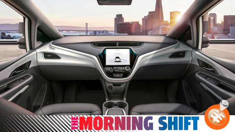 A 2018 file photo from GM that claimed the self-driving vehicle would be deployed in 2019.