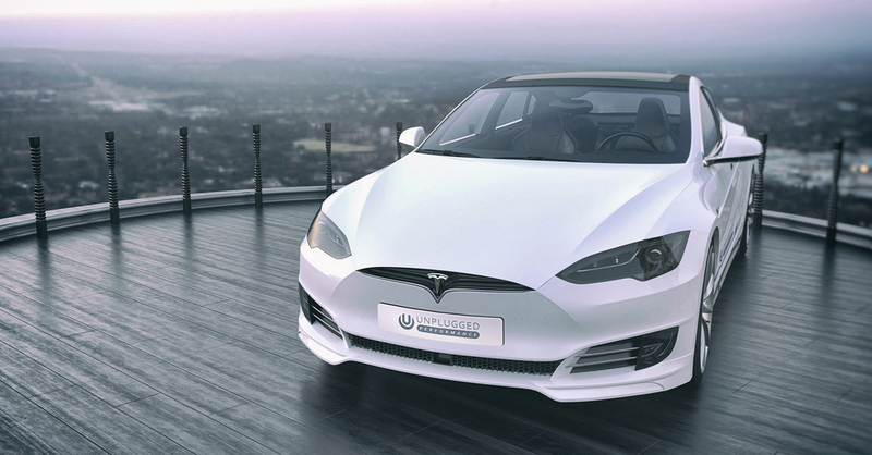 Illustration for article titled This Aftermarket Fascia Will Keep Your Old Tesla Model S Looking Fresh