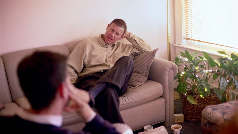 Supposed Adult Pays Man To Sit In Room And Listen To Him