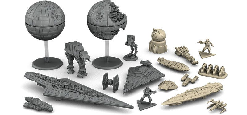 Illustration for article titled Great, Another Promising Star Wars Board Game