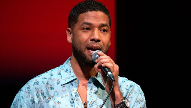 Cook County grand jury indicts Jussie Smollett on charges of filing a false police report