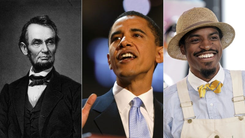 Illustration for article titled GOP Group Calls Obama 'Metrosexual Black Abe Lincoln,' Which Sounds Totally Awesome