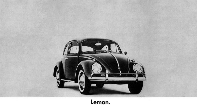 from lemons to wild claims and everything in between these creative print ads sold us cars millions of them these are your ten favorites