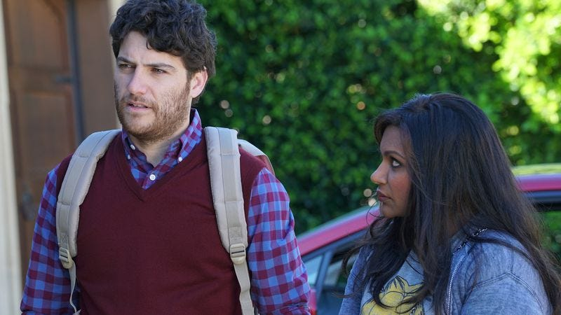 The Mindy Project Makes The Most Of A Trip To Texas