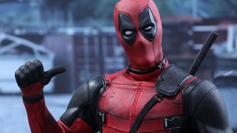 Illustration for article titled Deadpool is now the highest-grossing R-rated movie in box-office history