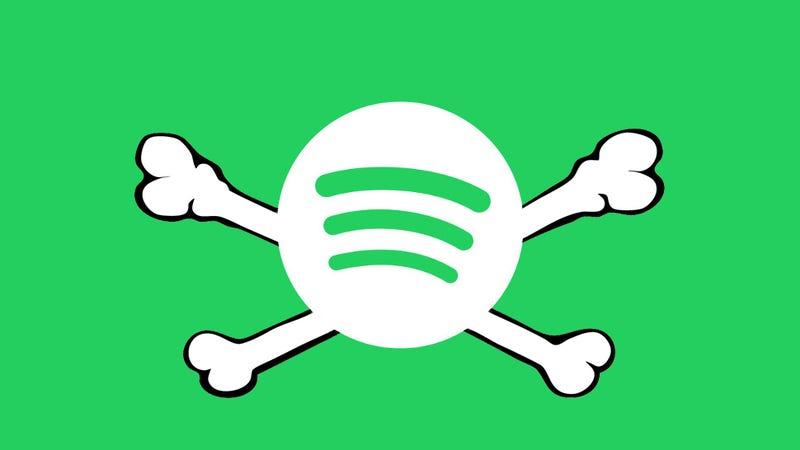 Logo: Spotify