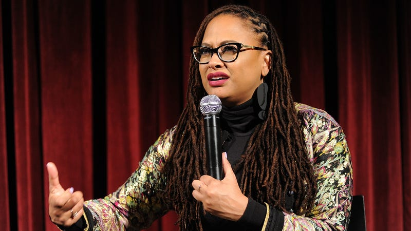 Director Ava DuVernay attends the Official Academy Screening of A WRINKLE IN TIME on March 8, 2018 in New York City.
