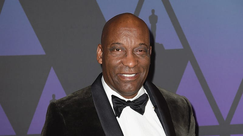 John Singleton attends the Academy of Motion Picture Arts and Sciences' 10th annual Governors Awards on November 18, 2018 in Hollywood, California.