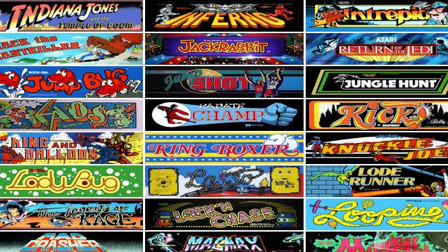 fun games arcade