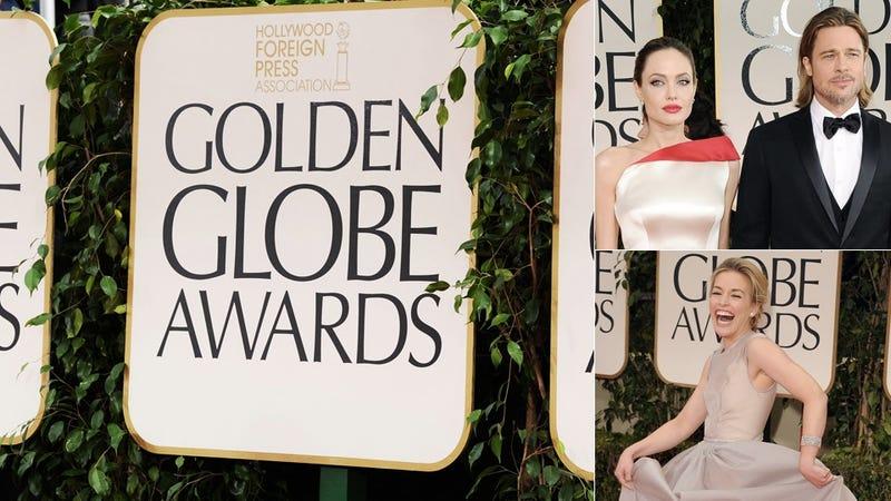 Illustration for article titled 2012 Golden Globes: Live Coverage