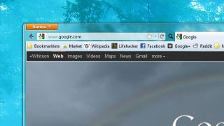 Illustration for article titled OneLiner Consolidates Firefox's Tab and Navigation Bars into One, Slim Bar