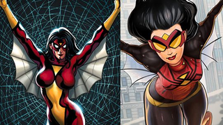 Illustration for article titled Spider-Woman Is Getting A New Costume For The First Time In 37 Years