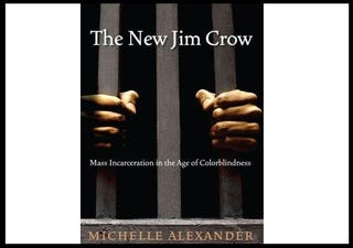 Illustration for article titled 'The New Jim Crow'