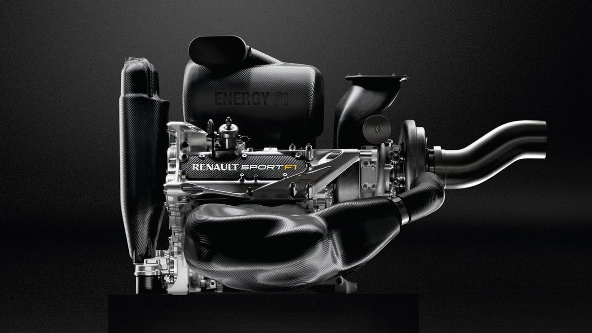How Formula Ones Amazing New Hybrid Turbo Engine Works F1 Diagram