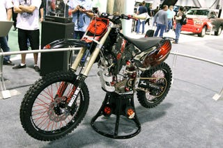 Illustration for article titled Toyota JGRMX motorcycle