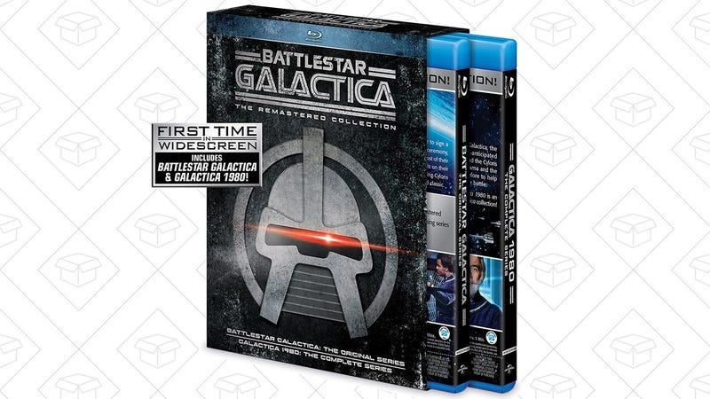 Battlestar Galactica: The Remastered Collection | $26 | Amazon
