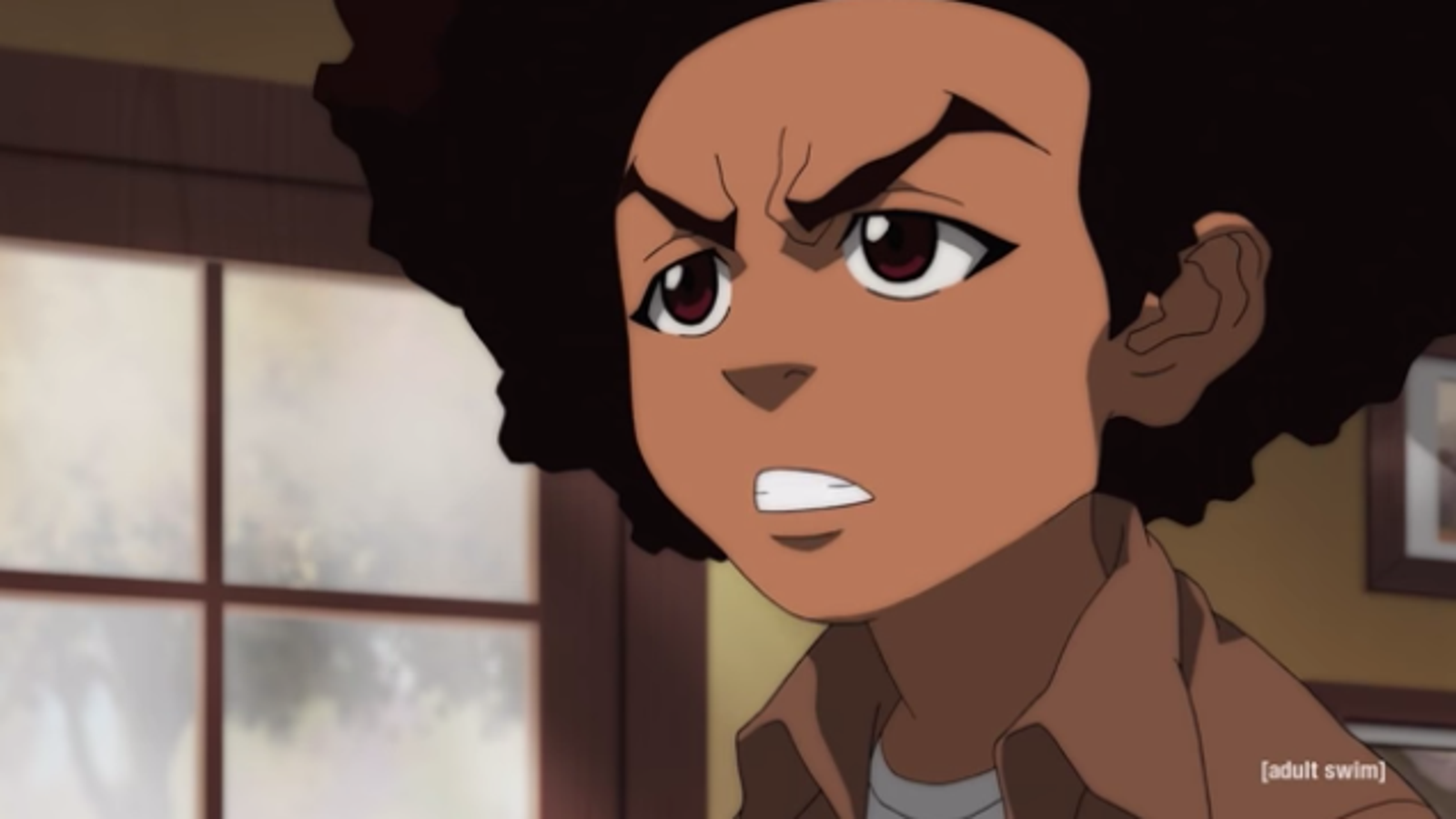 Theyre Coming Baaack The Boondocks Is Returning To Tv With Series Creator Aaron Mcgruder On Board