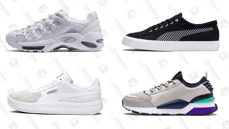 20% en selección de sneakers | PUMA | Usa el código SNEAKSGráfico: Chelsea Stone