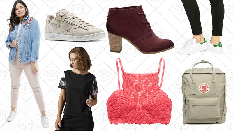 Illustration for article titled Today's Best Lifestyle Deals: Aerie, TOMS, Need Supply, ASOS, Reebok, and More