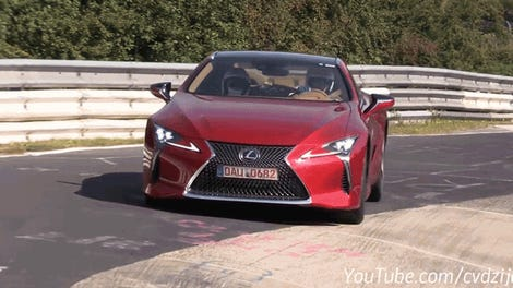 2018 lexus lc. Beautiful 2018 The 2018 Lexus LC 500 Already Sounds Better Than A BMW To Lexus Lc