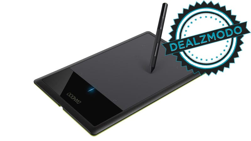 Illustration for article titled This Wacom Drawing Tablet Is Your Deal of the Day