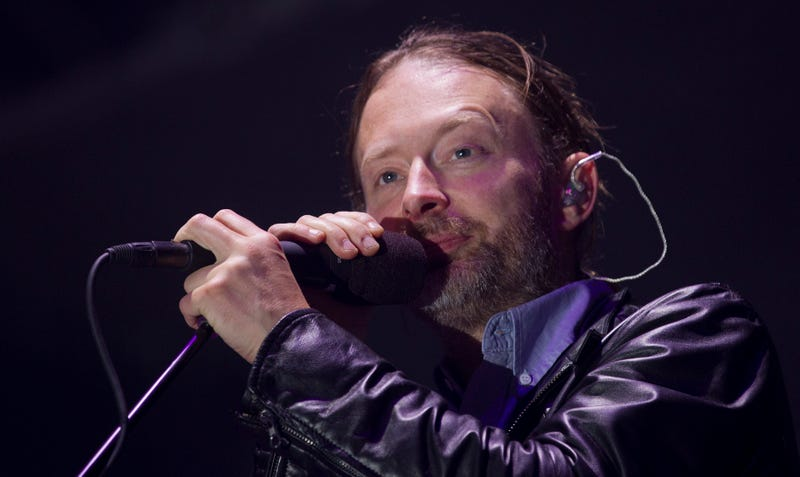 "Illustration for article titled Thom Yorke se va de Spotify: ""es malo para la música"""