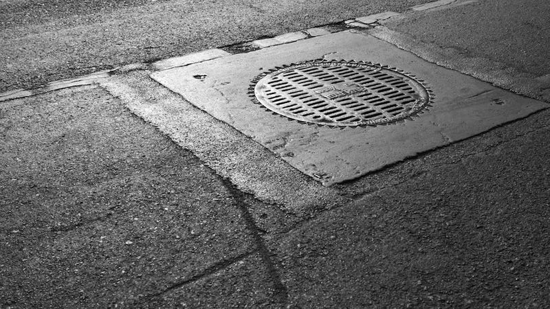 Illustration for article titled Agoraphobic Woman Leaves Home, Falls into a Goddamn Open Manhole