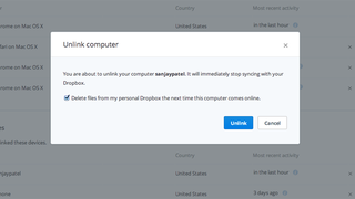 Illustration for article titled Dropbox Upgrades Pro Users to 1TB, Adds Remote Wipe, Security Features