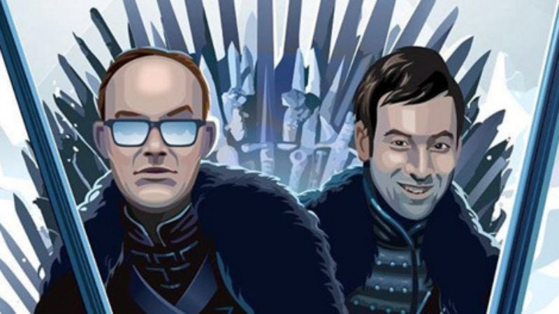 Illustration for article titled Ex-Grantland staffers to co-host Game Of Thrones aftershow for HBO