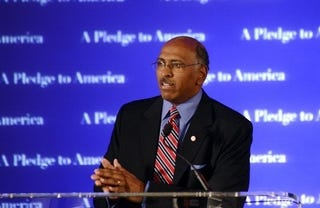 Michael Steele, former RNC chairman (Getty Images)