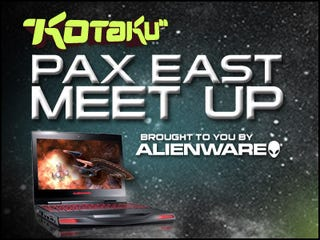 Illustration for article titled Kotaku's PAX Reader Meet-Up Tonight! [UPDATED]