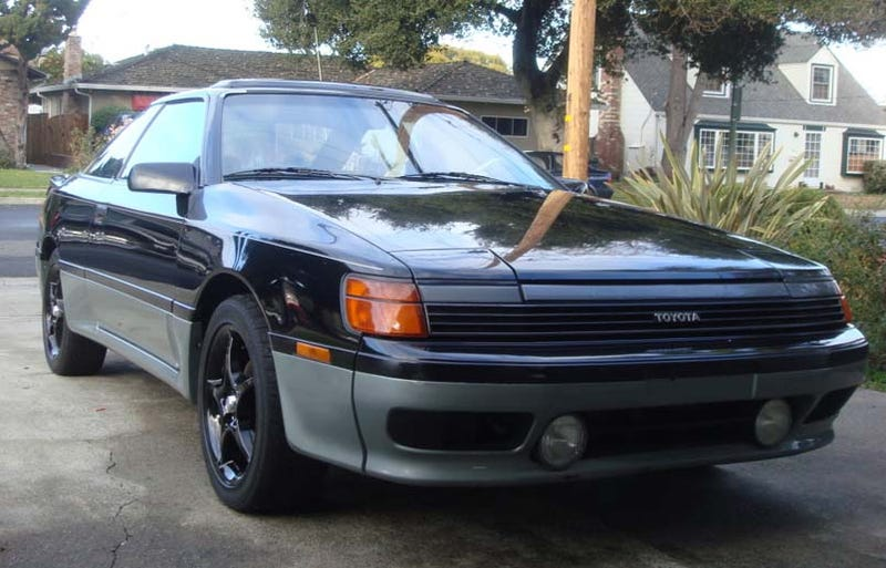 Nice Price Or Crack Pipe: 11 Grand For A 1988 Toyota Celica
