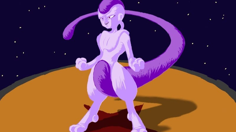 Illustration for article titled How That New Pokémon Is Like Frieza from Dragon Ball